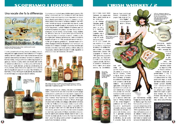 From the magazine of the Italian Association of Liqueur Collectors (Il Collezionista di Mignon)