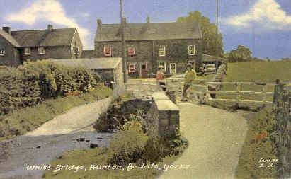 Hunton North Yorkshire